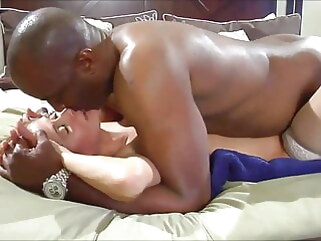 mature Cuckolded By A Massive Black Man squirting creampie